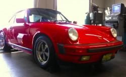 Porsche 911 Smog Check