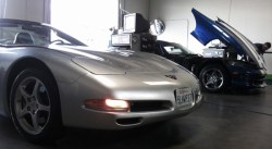 Dodge Viper Chevrolet Corvette smog check