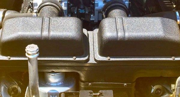 Lamborghini engine