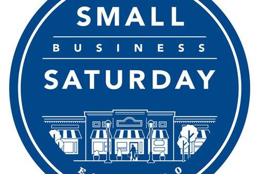 Shop Small Saturday – November 26