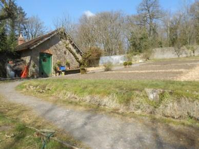 Ammerdown inside Walled garden 2