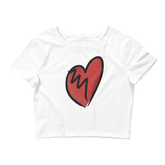 white-broken-heart-crop-top