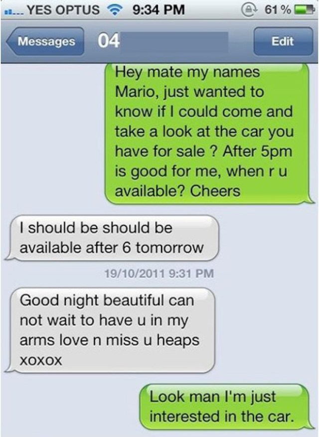 Image result for hilarious wrong number texts