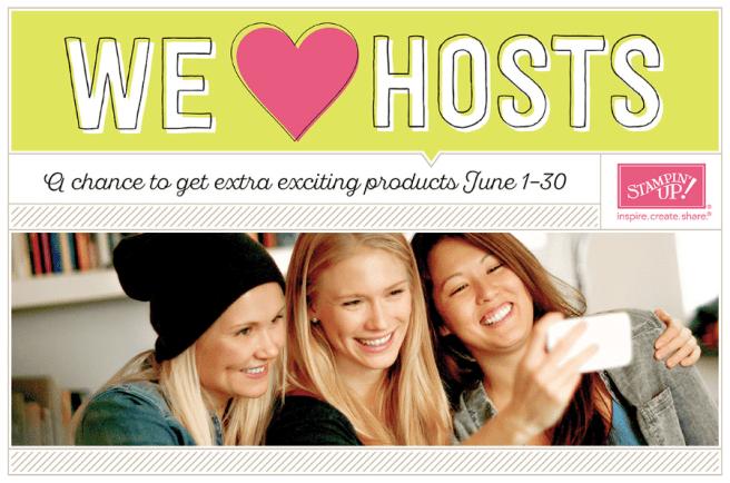 Host June 1-30