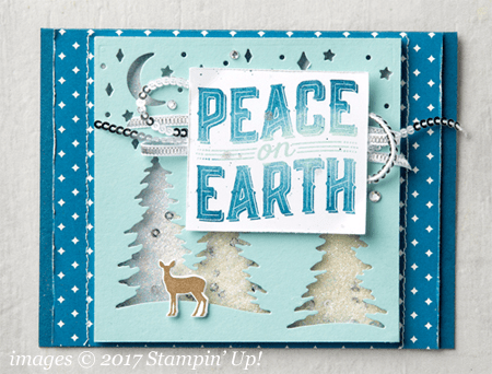 Stampin' Up! Carols of Christmas Bundle cards shared by Dawn Olchefske #dostamping