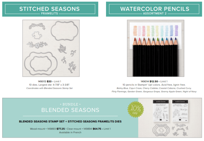 Blended Seasons Bundle