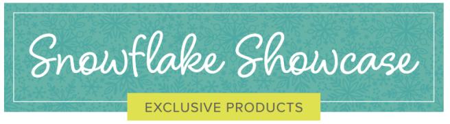 Snowflake Showcase header