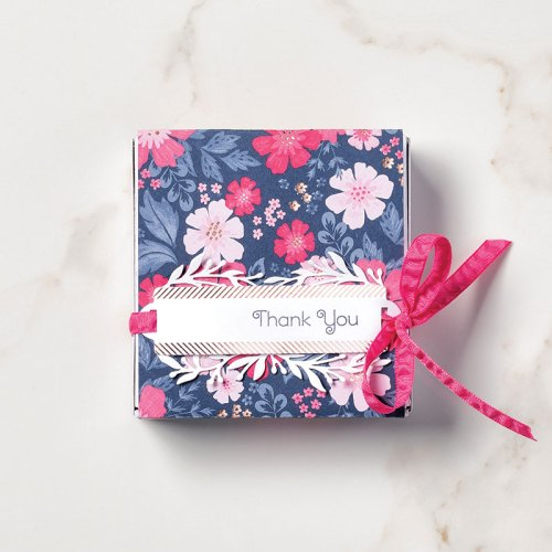 Stampin' Up! Everything is Rosy Product Medley gift idea - Jeanie Stark StampinUp