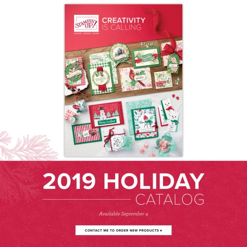 Stampin' Up! Holiday Catalog - for inspiration and ordering visit juststampin.com - Jeanie Stark StampinUp
