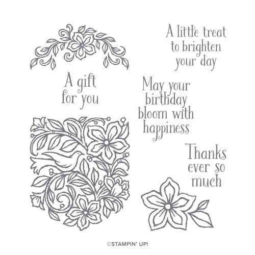 Stampin' Up! Pocketful of Happiness Stamp set - for inspiration and ordering visit juststampin.com - Jeanie Stark StampinUp
