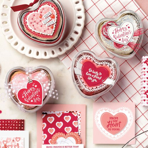 Stampin Up Heart Foil Tin ideas - for more inspiration and ordering visit www.juststampin.com - Jeanie Stark StampinUp
