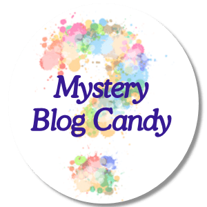Blog Hop Mystery Candy badge