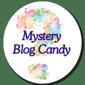 Blog Hop Mystery Candy badge