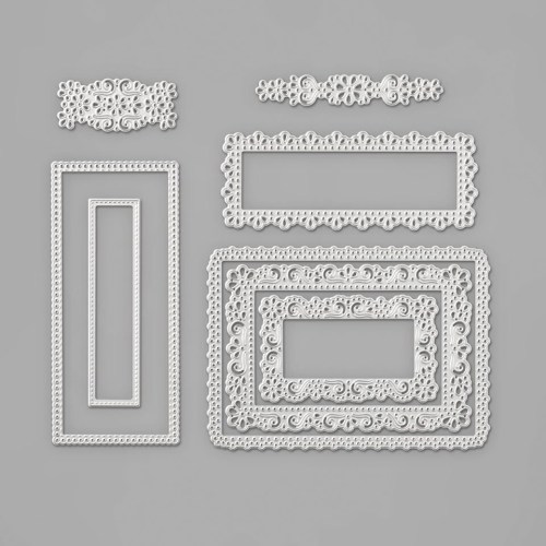 Stampin Up Ornate Layers Dies -for inspiration and ordering information visit juststampin.com - Jeanie Stark StampinUp