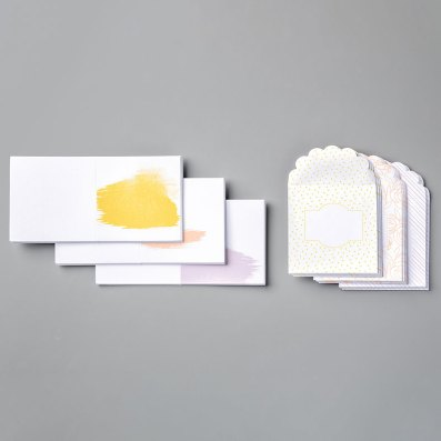 Best Dressed3 x 3 note cards & envelopes
