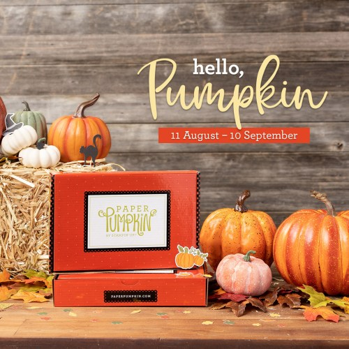 Stampin' Up! Paper Pumpkin kit - visit juststampin.com for inspiration and ordering information - Jeanie Stark StampinUp