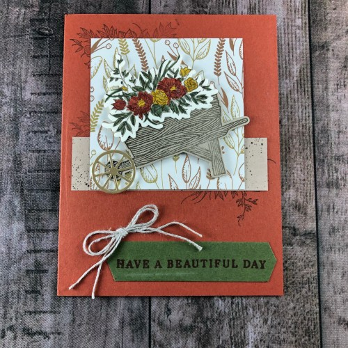 Stampin' Up! Autumn Goodness fall card idea - Jeanie Stark StampinUp