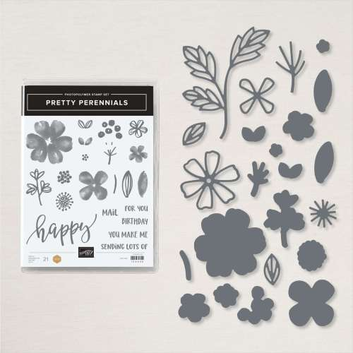 Stampin' Up! Pretty Perennials Bundle - visit juststampin.com for inspiration and more - Jeanie Stark StampinUp