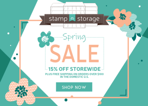 Organize your craft room with products from Stamp N Storage! Visit juststampin.com for inspiration and ordering information - Jeanie Stark StampinUp