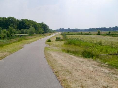 Heading towards De Haar Castle
