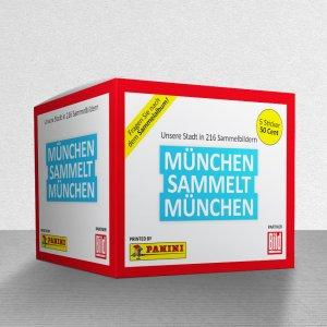 München Panini Sticker