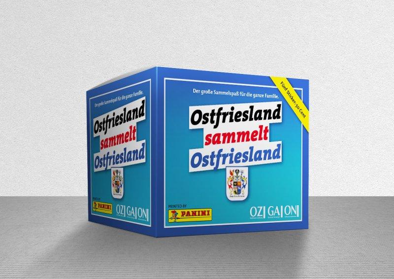 Ostfriesland Panini Sticker