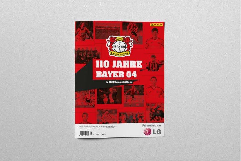 Bayer Leverkusen Sammelalbum