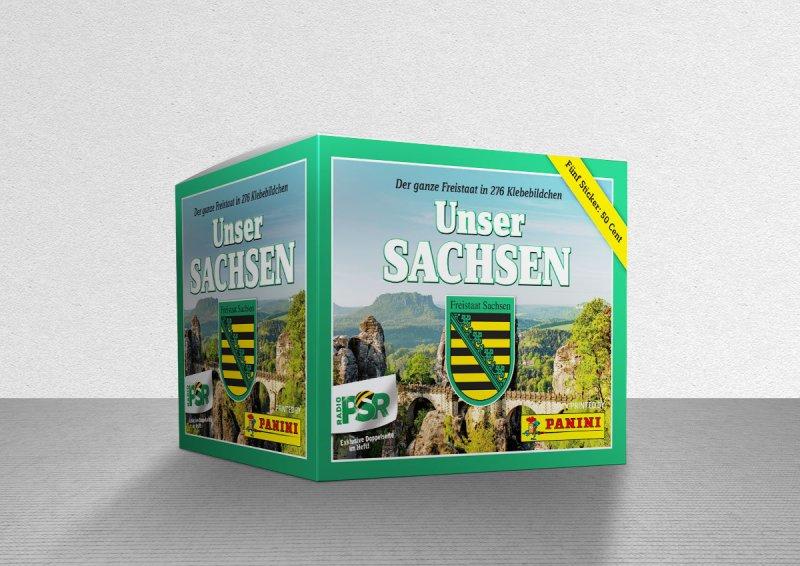 Sachsen Panini Sticker