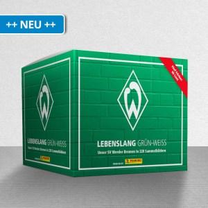 Werder Bremen Panini Sticker