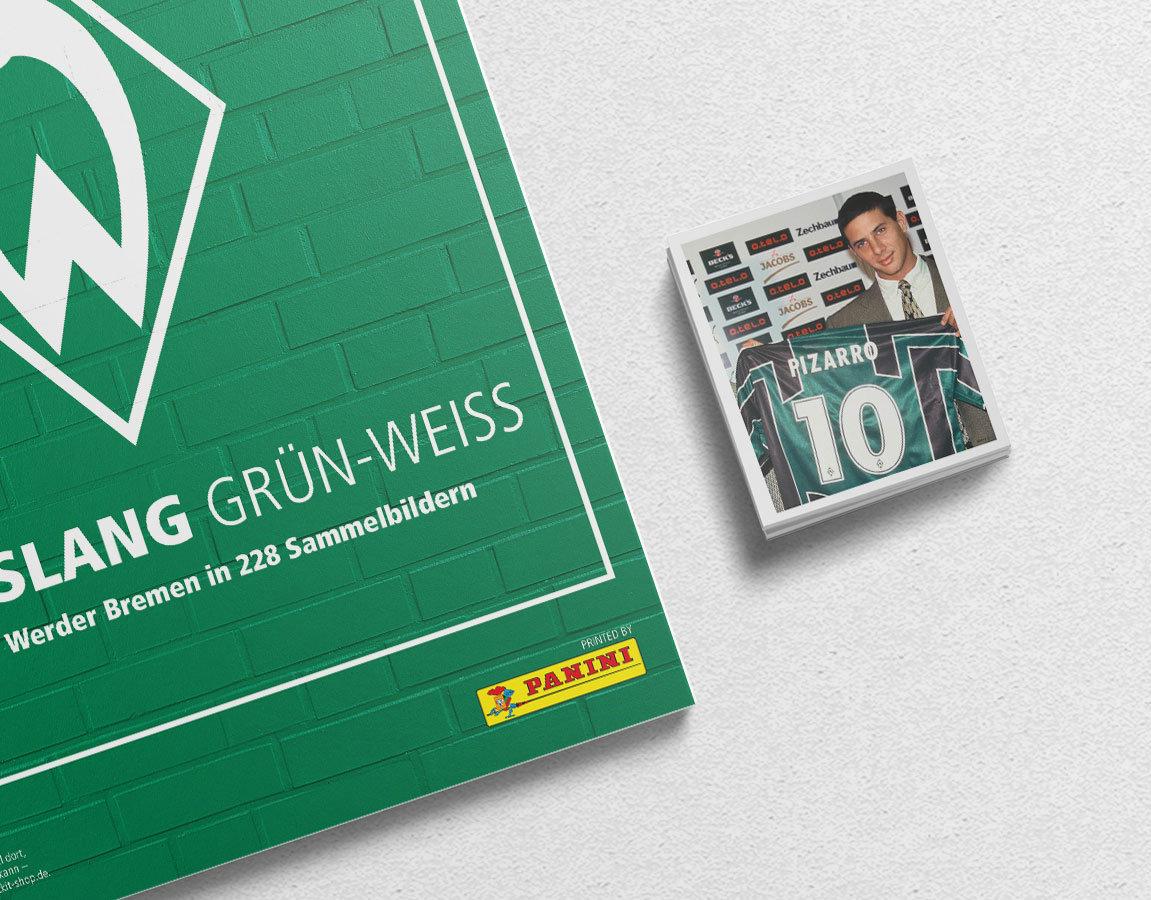 Werder Panini Sticker