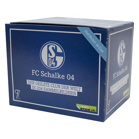 Schalke-Panini-Box
