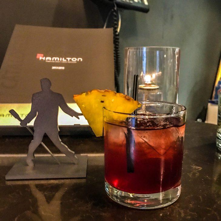 Elvis Themed Stoli Cocktails
