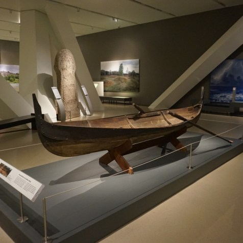 ROM reconstructed boat