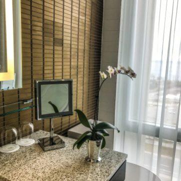 Hotel X Suite Bathroom