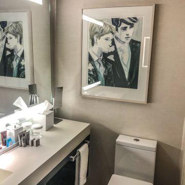 Conrad NYC - Bathroom