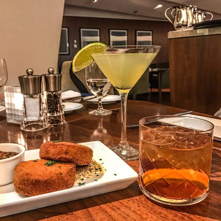 Atrio Restaurant - Conrad NYC - Croquettes