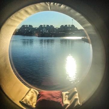 Bota Bota - Relaxation Porthole