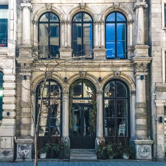 LOV Restaurant - McGill - Montreal - Exterior