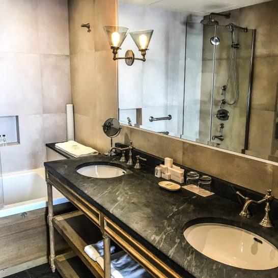 Auberge Saint-Antoine - Quebec City - Washroom