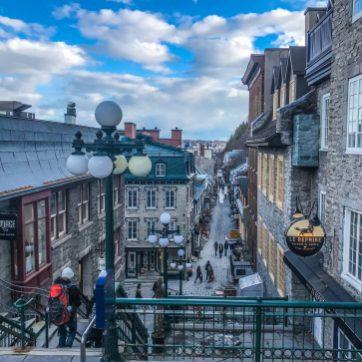 Old Quebec City - Quartier Petit Champlain