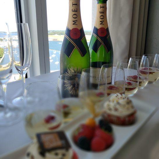 Just Sultan - Hotel X - Birthday Celebration - Moet Moment