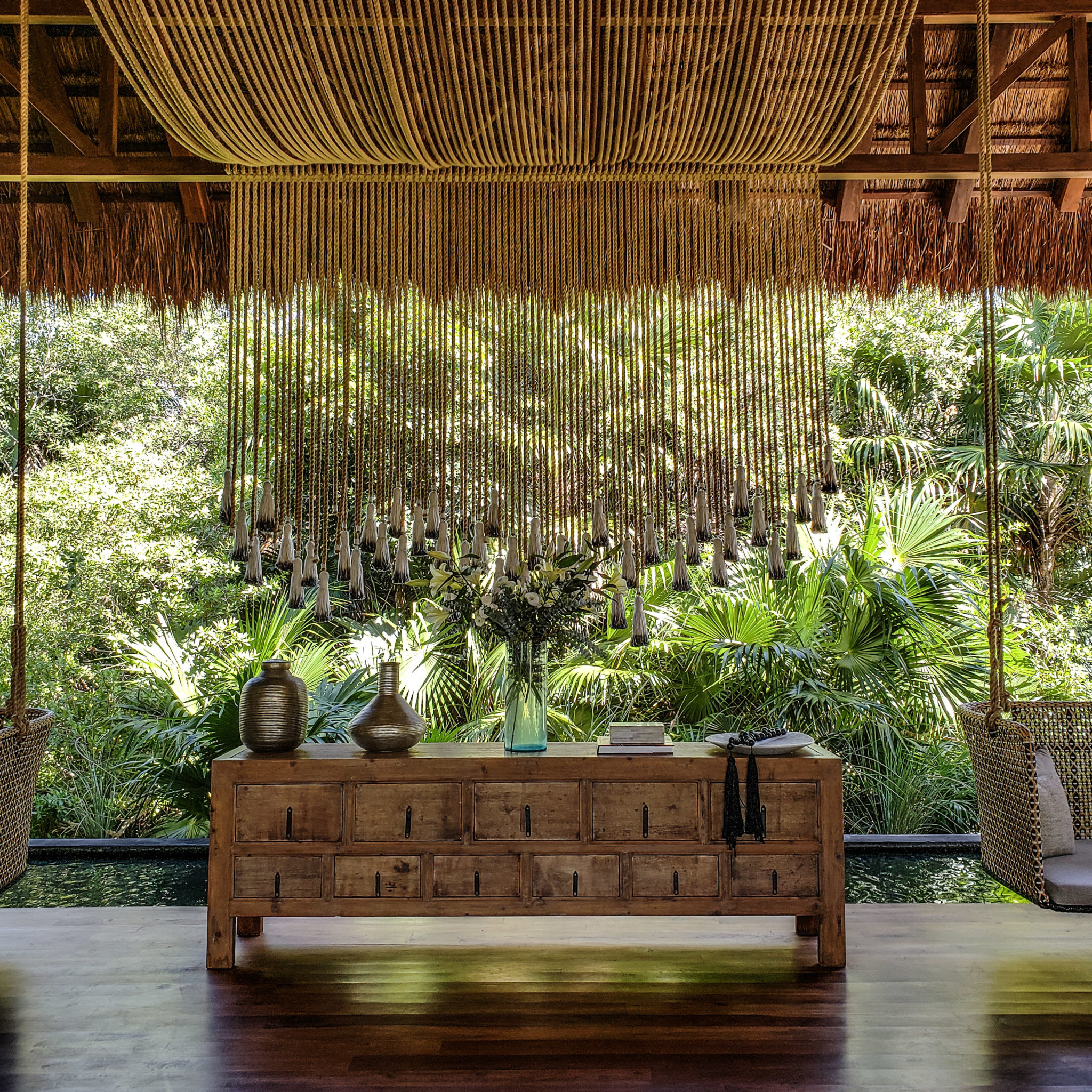 Chable Maroma Resort - Quintana Roo - Playa Del Carmen - Playa Maroma - Lobby