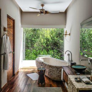 Chable Maroma Resort - Quintana Roo - Playa Del Carmen - Playa Maroma - Cocktail Class - Presidential Suite - Bath