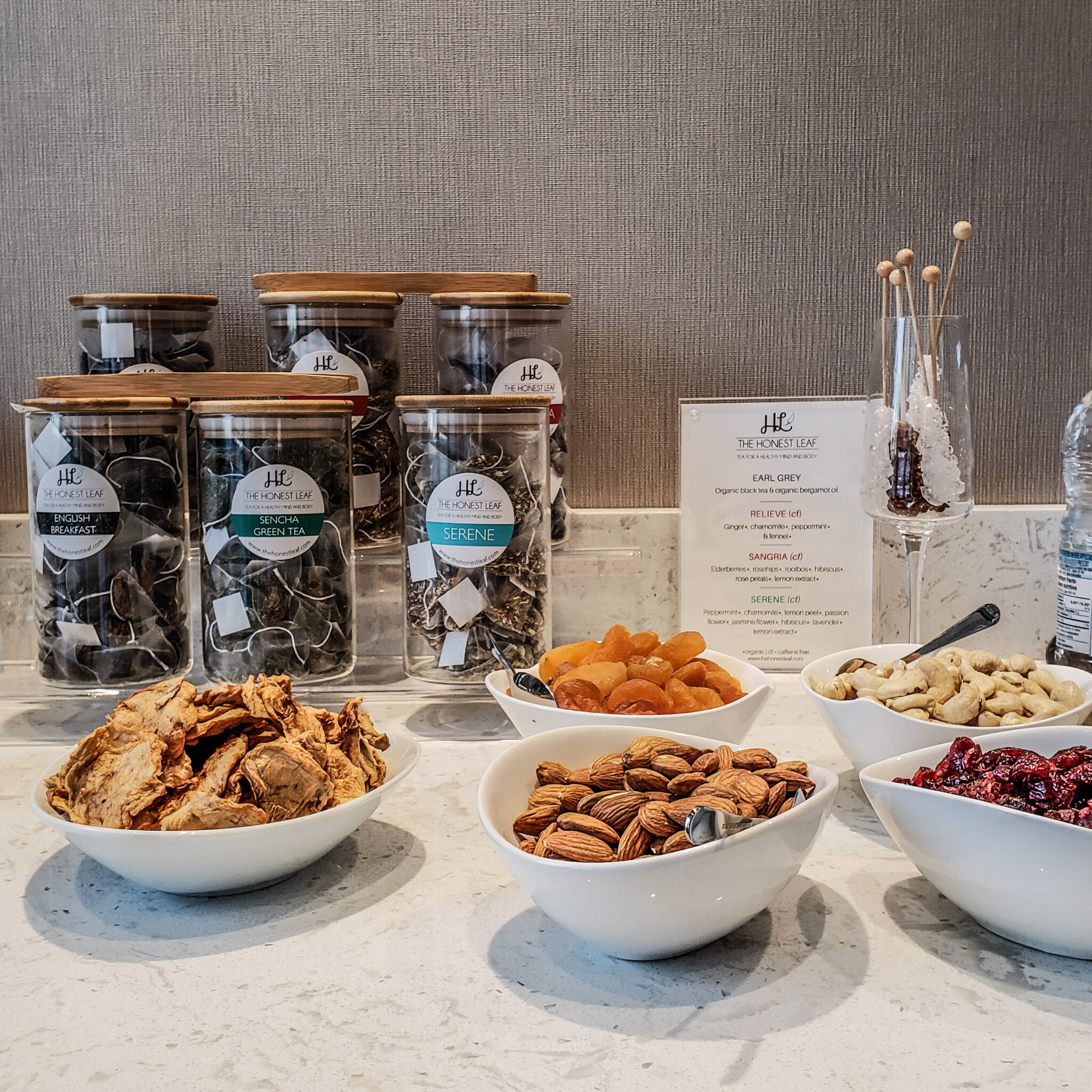 Hotel X Toronto - Luxury Resort - Guerlain Spa - Lounge - Healthy Treats