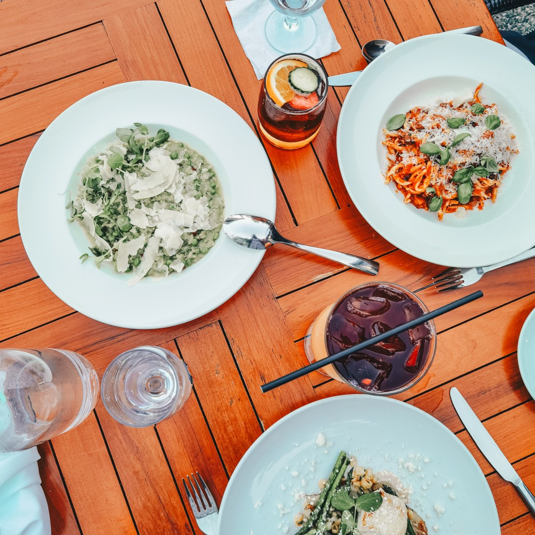 Dockside Restaurant - Granville Island