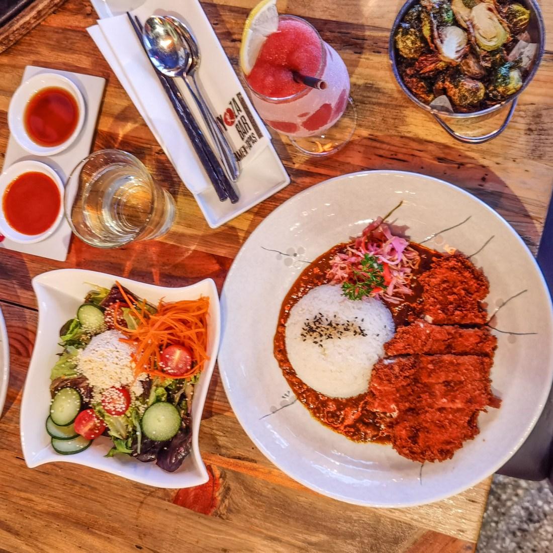 Gyoza Bar Vancouver - Japanese Curry