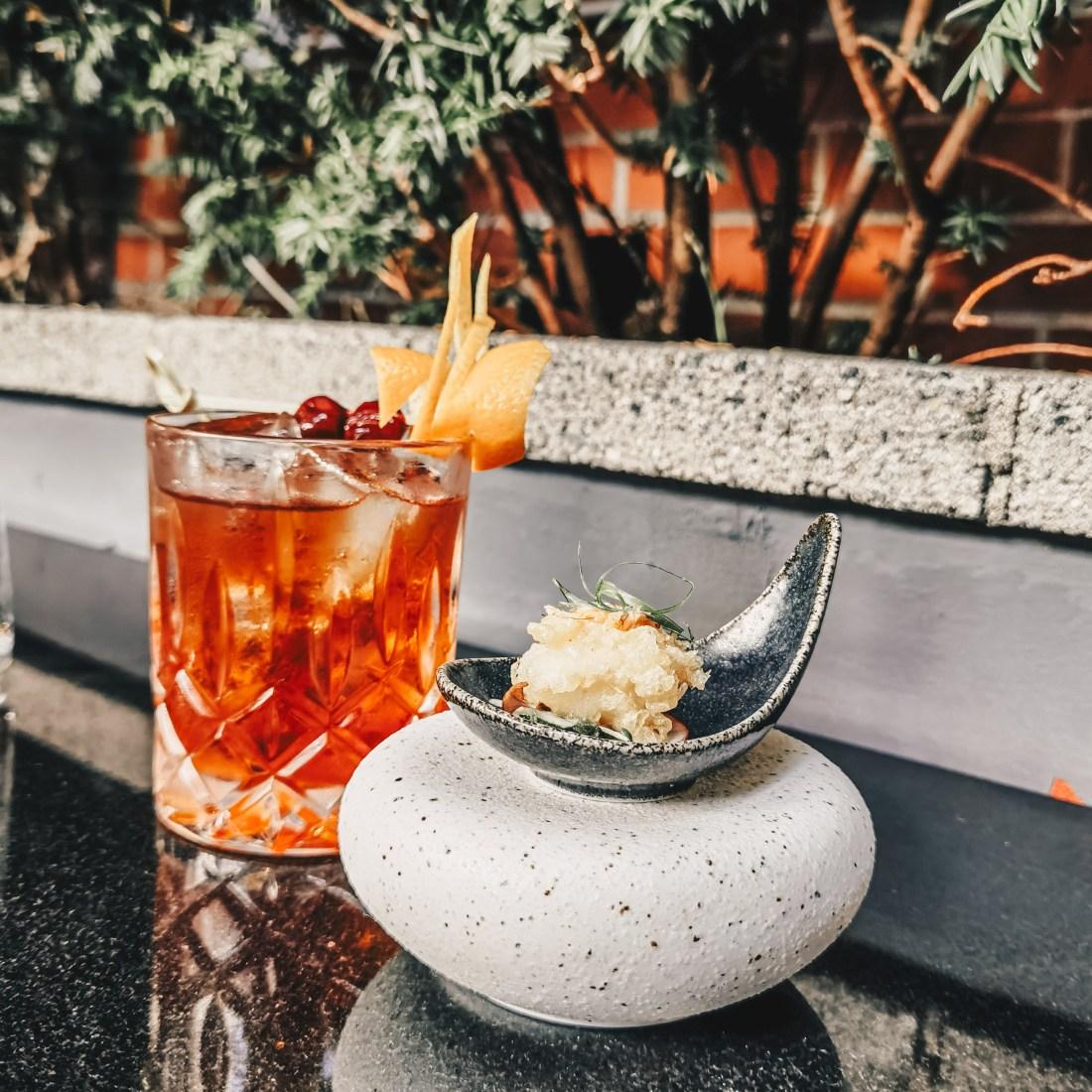 Minami Yaletown Vancouver - Shokai Menu - Chef's Tasting Menu - Amuse Bouche