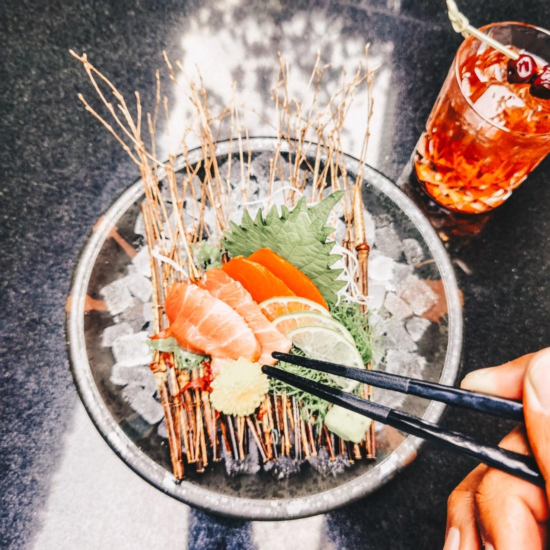 Minami Yaletown Vancouver - Shokai Menu - Chef's Tasting Menu