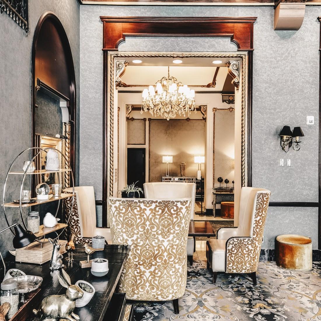 Circa 27 Lounge - Hotel Saskatchewan - Regina Saskatchewan