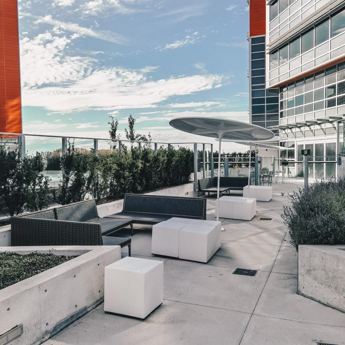 Hotel Versante, Richmond, BC - Rooftop
